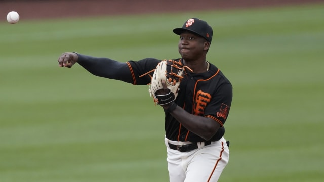 Giants prospects get Minors assignments
