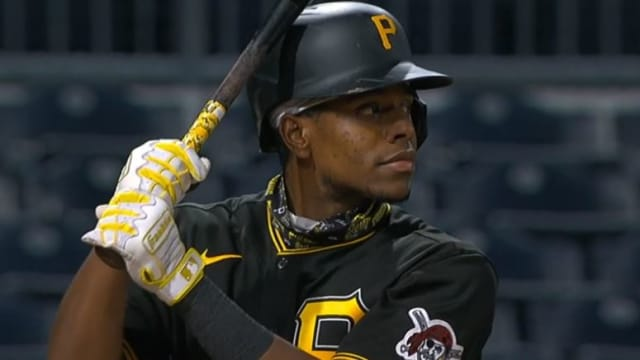 Ke'Bryan a jack of all trades for the Pirates