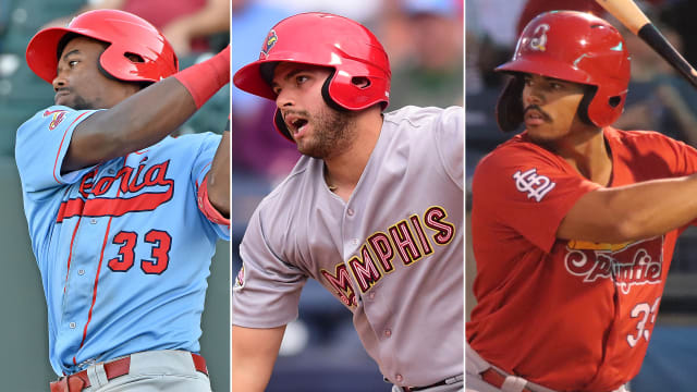 These Cardinals prospects are on the rise