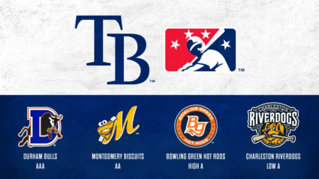 Durham, 3 others invited to be Rays affiliates