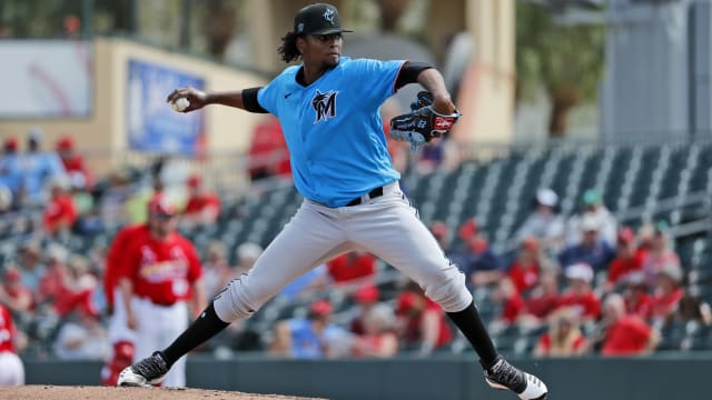 Prospect Cabrera sidelined with arm injury