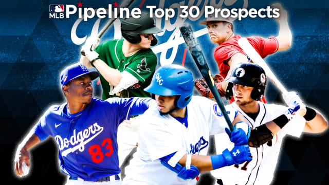 Here are the Dodgers' 2021 Top 30 prospects