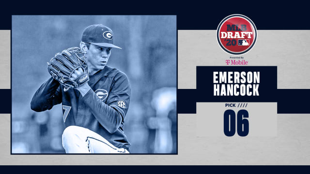 Everything to know about Mariners' 2020 Draft