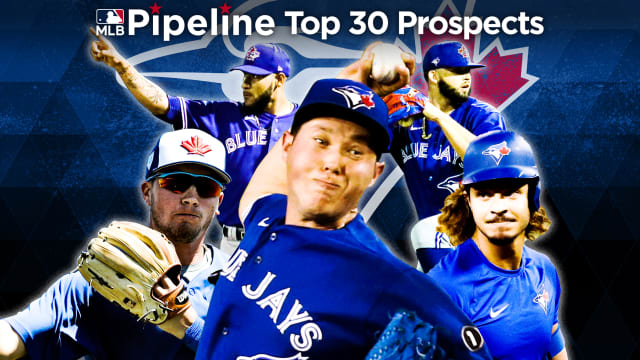 Here are Toronto's 2021 Top 30 Prospects