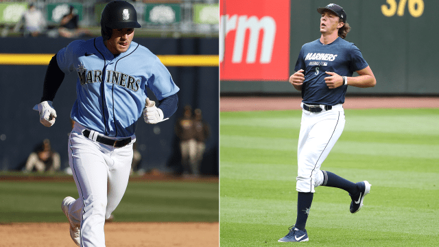Kelenic, Gilbert assigned to Triple-A Tacoma