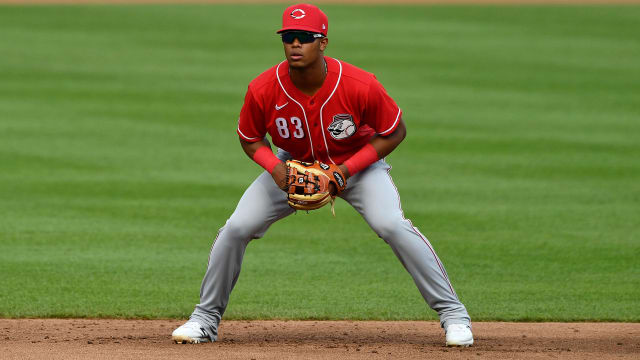 Reds call up top SS prospect Garcia