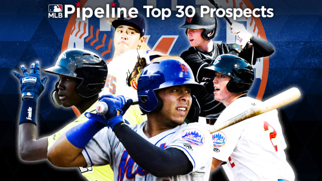 Here are the Mets' 2021 Top 30 Prospects