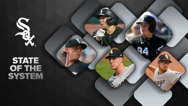 The state of the White Sox farm system