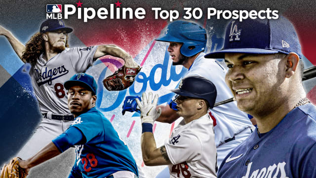 Here are the Dodgers' 2020 Top 30 Prospects