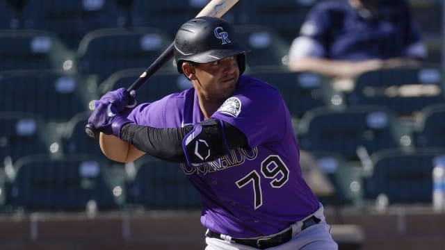 This prospect 'on our radar' at Rox camp