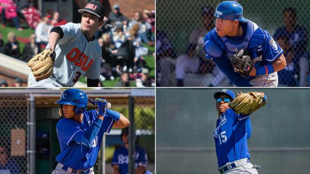 Royals instructional league prospect report