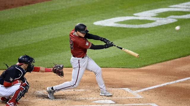 Young's slam highlights D-backs' onslaught