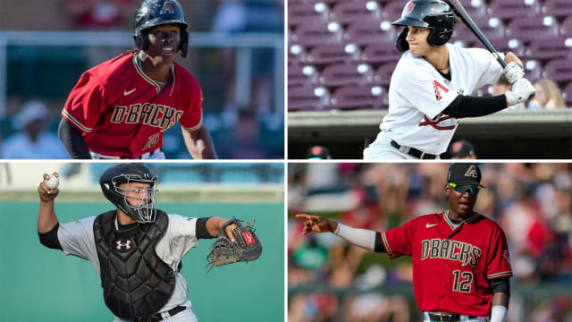 A look at the D-backs' farm system entering '20