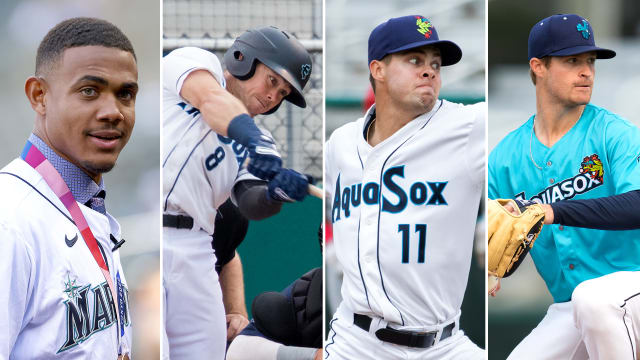 Mariners Minors report: Who broke out in '21?