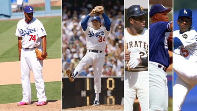Dodgers' all-time top international signings