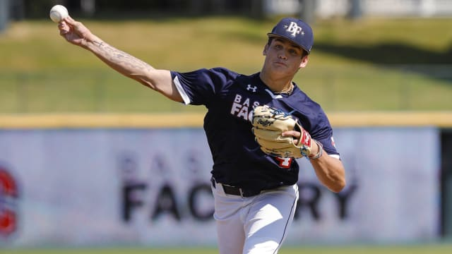 First-round pick Petty, Twins ink deal
