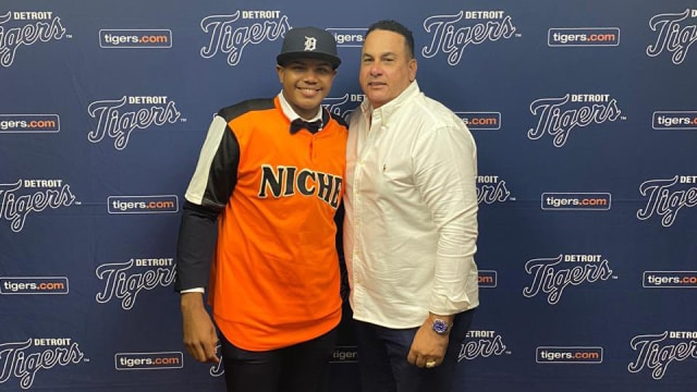 Tigers land pair of top SS in 'deep' int'l class