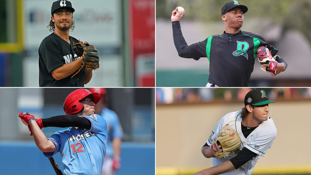 Reds prospect report from alternate site