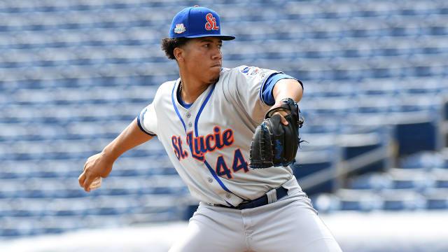 Giants take Núñez from Mets in Rule 5 Draft