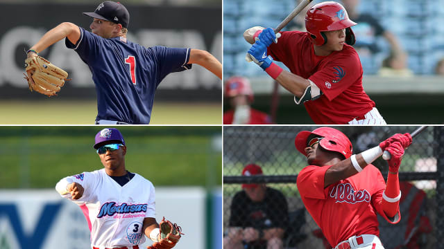 Phillies instructional league prospect report