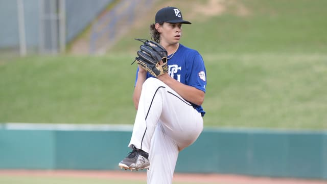 RHP Morales (83rd overall) keen on analytics