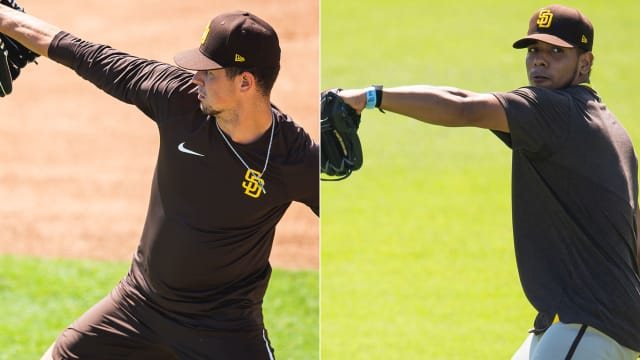 Padres' top pitching prospects waiting for call