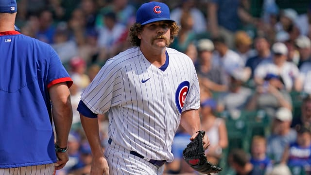 Cubs send Chafin to Oakland for 2 players