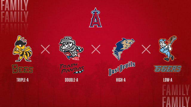 Angels extend affiliation invites for 2021