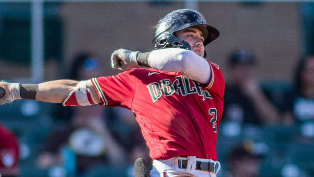 Where D-backs top prospects are starting '21