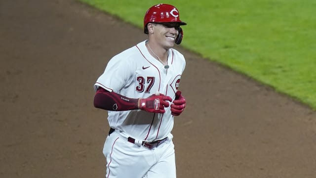 1 at-bat, 1 HR: Reds prospect off to fast start