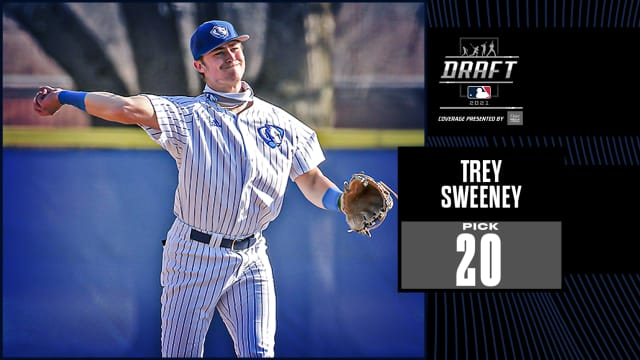 'Let's do this': SS Sweeney ready for Yankees