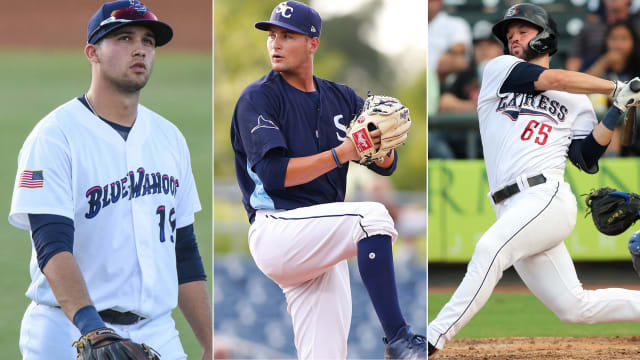 3 rookies set to make MLB debuts in playoffs