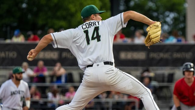 Q&A with Giants prospect Seth Corry