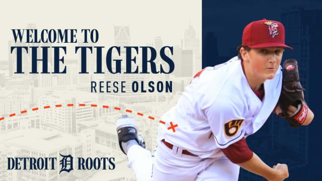 Tigers get Minors RHP Olson, deal Norris