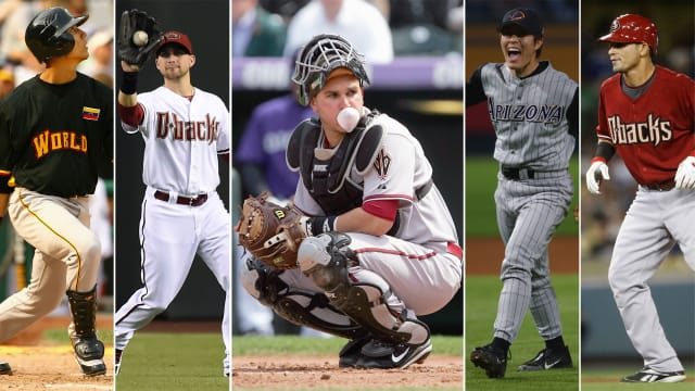 The D-backs' all-time best international signings