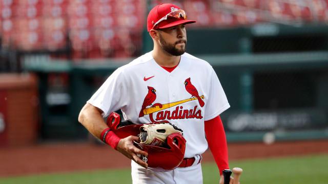 Cardinals calling up top prospect Carlson