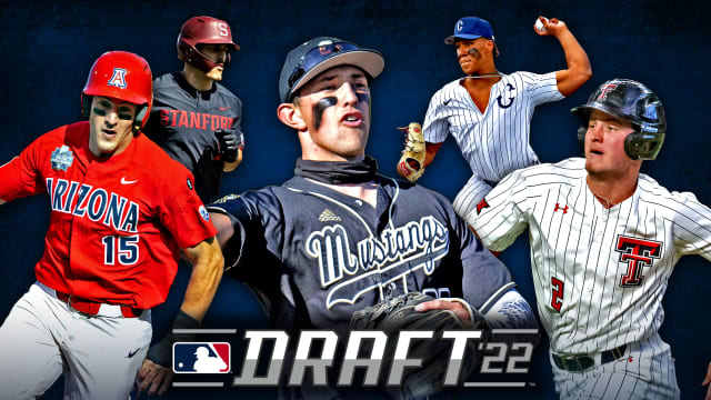 The best college Draft prospects are ...