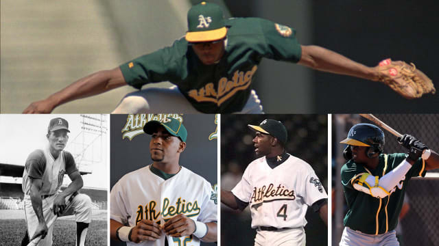 A's all-time top 5 international signings