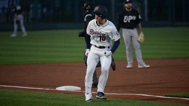 Timeline of Kelenic's notable moments