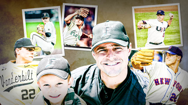 'Family affair': Father's Day at CWS for Leiters