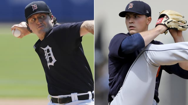 What to expect from Mize, Skubal in bigs