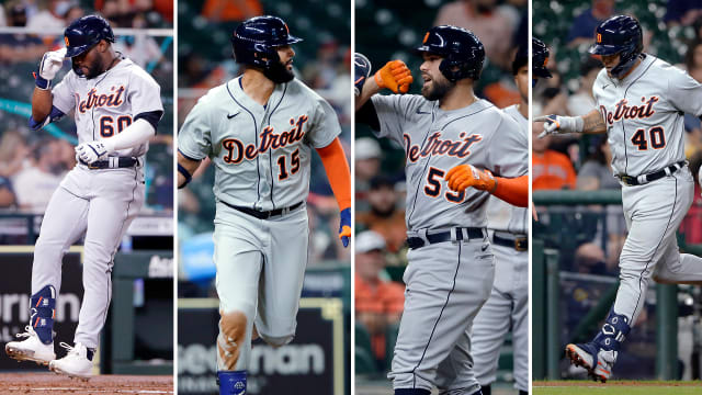 Baddoo (who else?) sparks Tigers' 5-HR feast