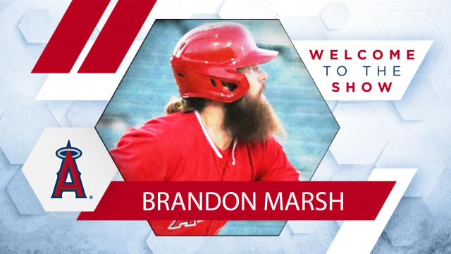 What to expect from Brandon Marsh