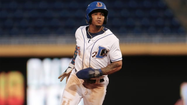 No. 1 prospect Wander getting called up