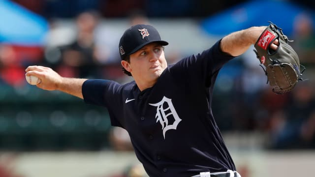 Tigers' pitching coach excited for prospects