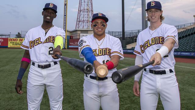 Brooklyn's Big 3? Mets future is at High-A