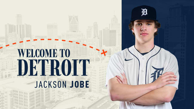 Tigers sign No. 3 overall Draft pick Jobe