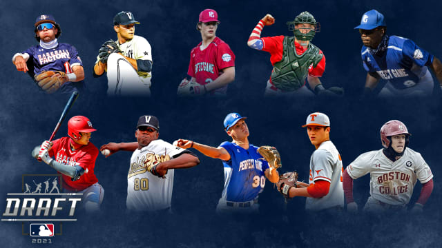 Evaluating Mets' plans for Draft, No. 10 pick
