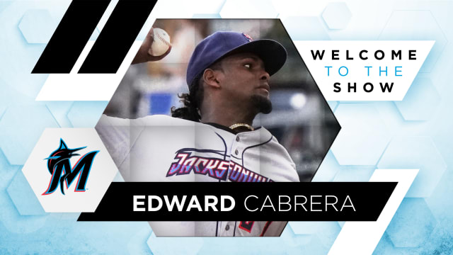 What to expect from Edward Cabrera