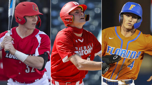 Top prospects head for first Draft Combine